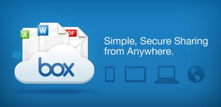 Box en tu móvil: espacio en la nube para tus archivos