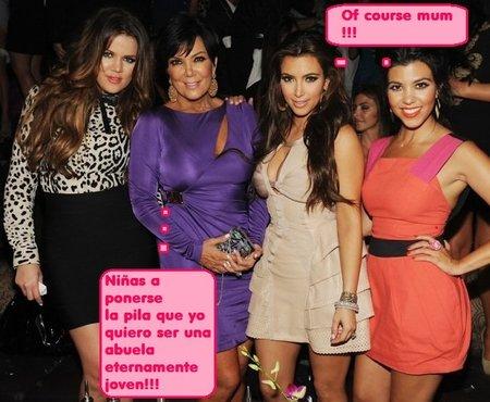 Tenemos reality para rato...las Kardashian sisters planean ser mamás a la vez