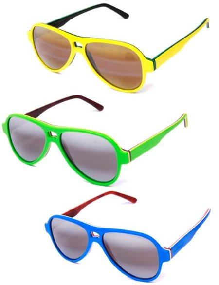 Las gafas de sol de Italia Independent para ver el verano de otro color