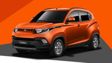 Se llama Mahindra KUV100 y es la propuesta india para el segmento B-SUV