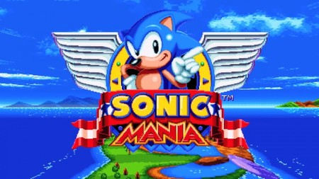 Sonic Mania revela el nivel Green Hill Zone Act 2 en su nuevo gameplay