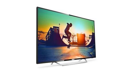 Philips 65PUS6162/12: una enorme smart TV rebajada esta mañana en Mediamarkt a 799 euros
