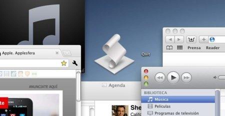 Cómo cerrar rápidamente todas las aplicaciones abiertas en Mac OS X