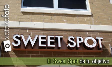 El Sweet Spot o punto dulce de tu objetivo