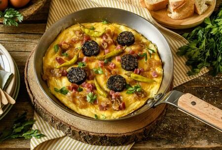 Tortilla vaga o frittata española, la receta más sencilla y apta para los más novatos en la cocina