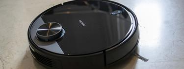 Conga 3490 Elite, análisis: el visor láser convence para este robot aspirador capaz de aspirar y fregar a la vez