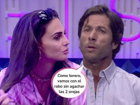 ¡Bomba! Se confirma en 'Secret Story' la ruptura de Canales Rivera y su novia tras esta propuesta indecente del torero a Cynthia Martínez
