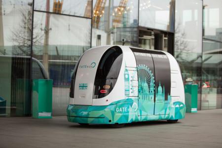 Los coches autónomos llegarán a Londres este año (pero quizá no será como estás imaginando)