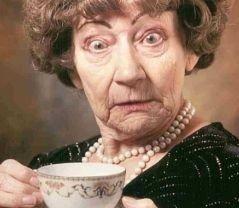 El té, sin leche, por favor