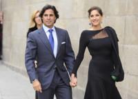 ¿Ir a una boda con un vestido de color negro? Lourdes Montes y Laura Vecino rompen con la anti-tradición