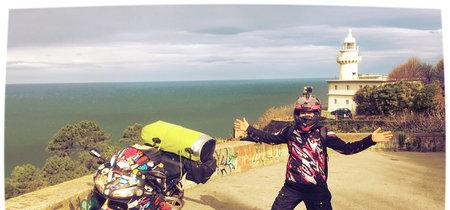 """Nikki Misurelli ha viajado 28.000 km desde Alaska con su CBR sólo porque """"era un viaje de chicos"""""""
