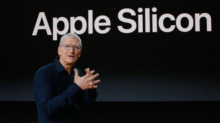 Tim Cook, Apple Silicon