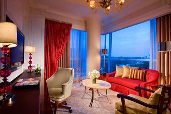 Foto de The St. Regis Singapore, hotel de lujo (9/17)