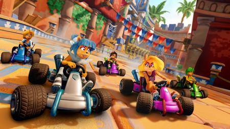 Crash Team Racing Nitro-Fueled comenzará mañana la primera temporada del modo Grand Prix con un buen cargamento de recompensas