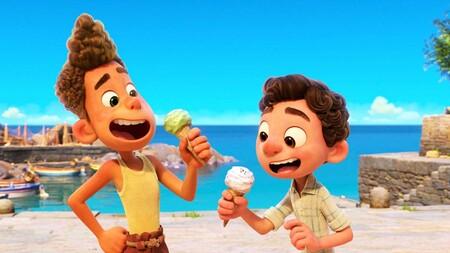 Escena Luca Pixar
