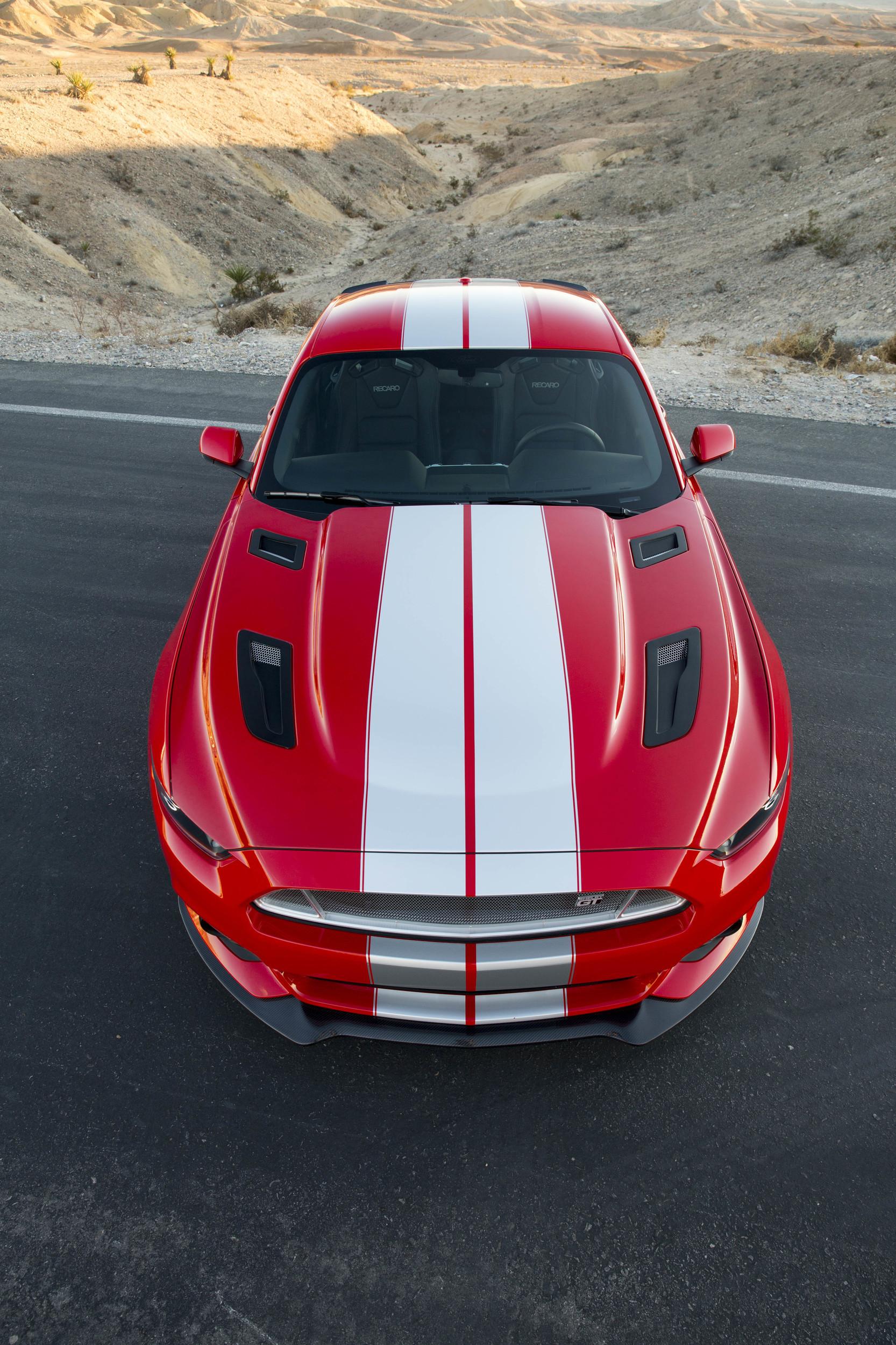 Foto de Ford Mustang Shelby GT 2015 (1/41)