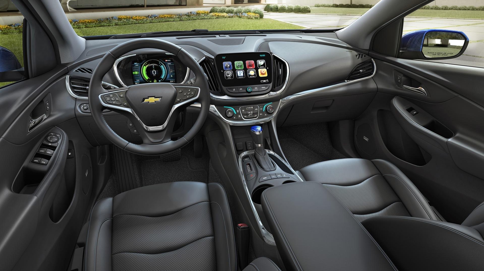 Foto de Chevrolet Volt 2016 (16/25)