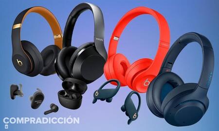 Ofertas de septiembre en Amazon: estrenar auriculares de diadema o true wireless sale más barato con estos modelos de Beats, Sony o Philips