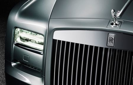 Rolls-Royce Phantom Coupe Aviator exterior