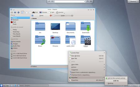Linux Kde Plasma 2