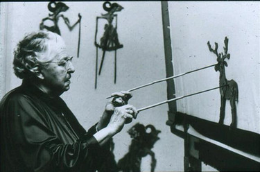 Lotte Reiniger, la mujer que inspiró a Disney y nos sigue inspirando a día de hoy