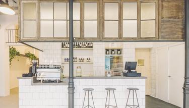 Wer-Haus, un espacio diferente con aire industrial en L'Eixample barcelonés