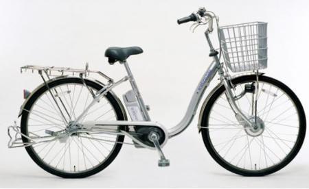 Parking solar para bicicletas eléctricas de Sanyo