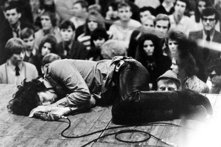 Jim Morrison 1968