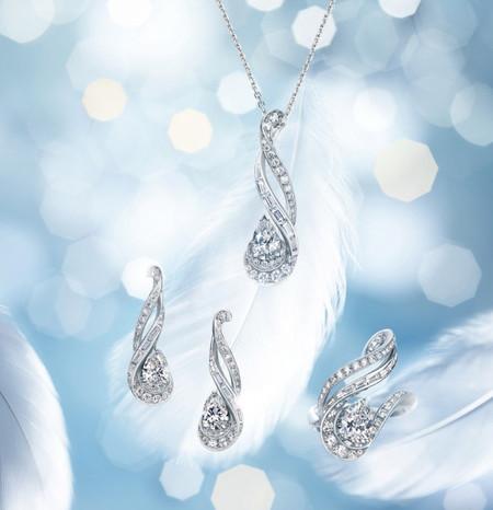 Imaginary Nature Essence, los diamantes de De Beers que iluminan el rostro como si fuesen gotas de luz