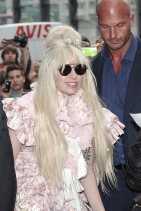 La última tropelía de Lady Gaga