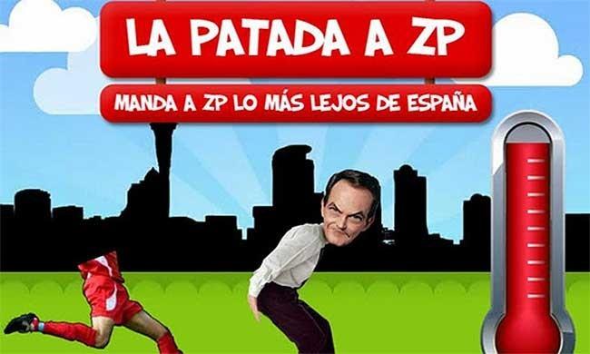 Patada a ZP