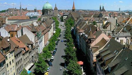 Mi primer cumpleaños en Nuremberg (y II)