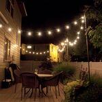 Éstas ideas de iluminación para la terraza sumarán un toque moderno, romántico o bohemio a tus noches de verano