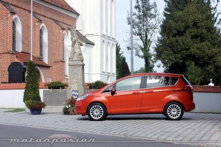 Ford B-MAX: Presentación en Múnich (parte 1)
