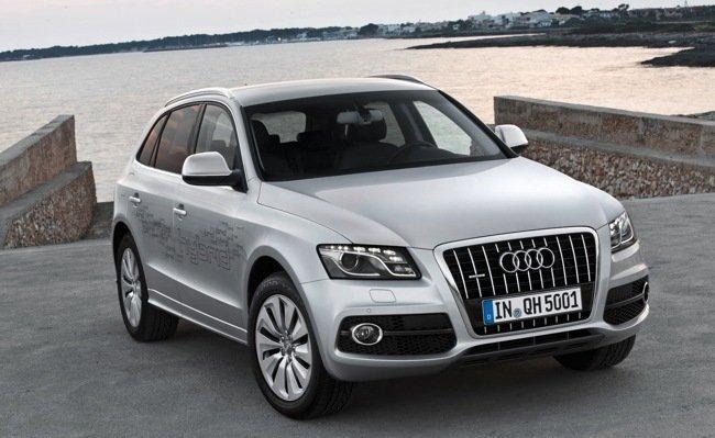 Audi Q5 Hybrid quattro 01