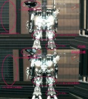 Armored Core 4: comparando las versiones de PS3 y Xbox 360