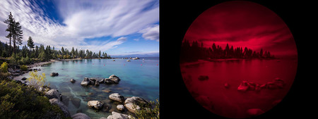 Tahoe Timescape Sand Harbor