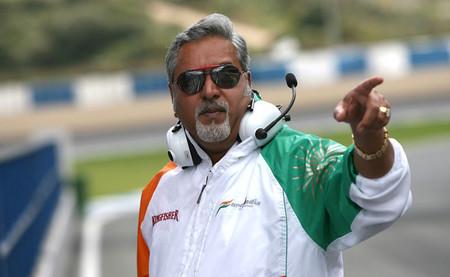 Vijay Mallya está convencido de que el Gran Premio de India tiene un buen futuro