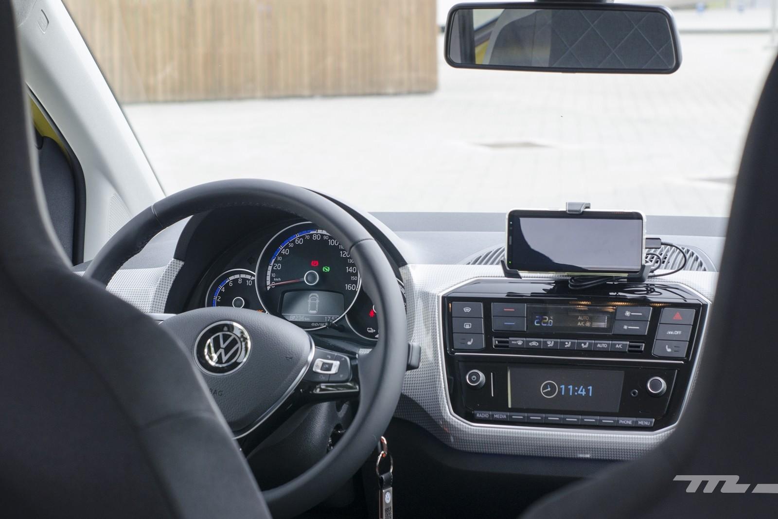 Foto de Volkswagen e-up! 2019 prueba contacto (4/33)