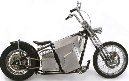 Works Electric presenta un nuevo concepto de chopper eléctrica