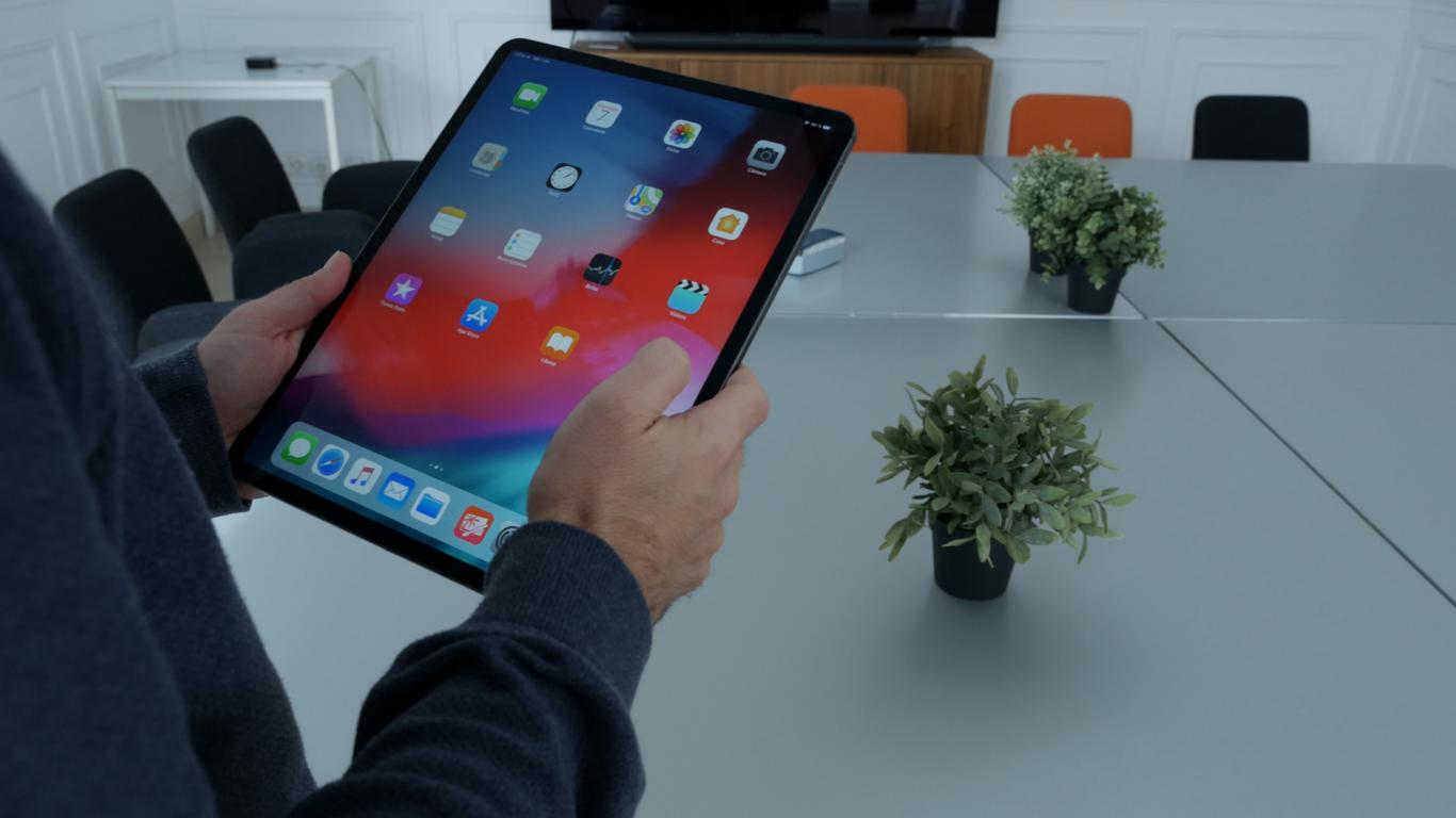 Una supuesta maqueta augura la llegada de la triple cámara en el próximo iPad Pro