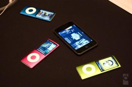 Varios iPod Nano 4G