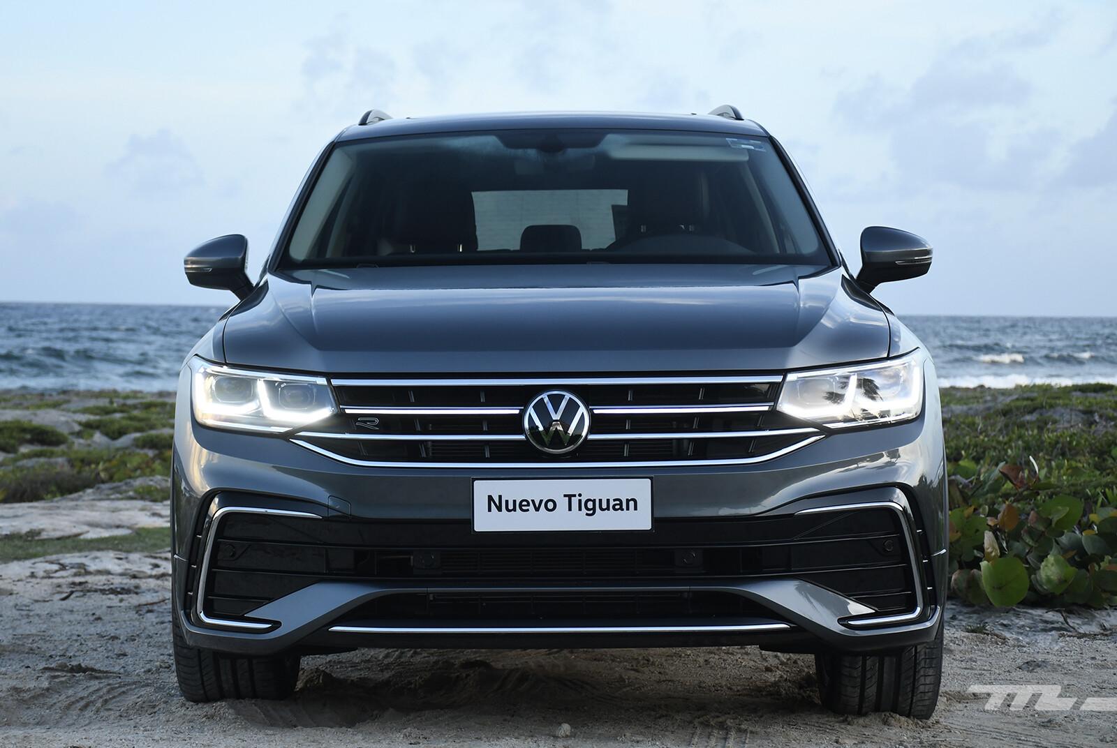 Foto de Volkswagen Tiguan 2022 (lanzamiento) (3/22)