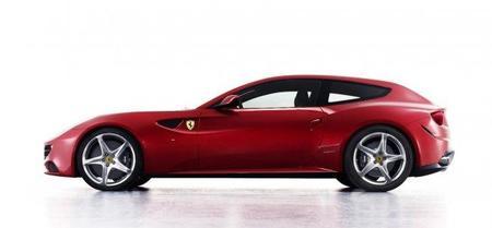 Ferrari FF, cuatro plazas y tracción a las cuatro ruedas