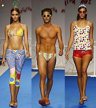 Baño Ágatha Moda De Ruiz La Prada UzSMqVp