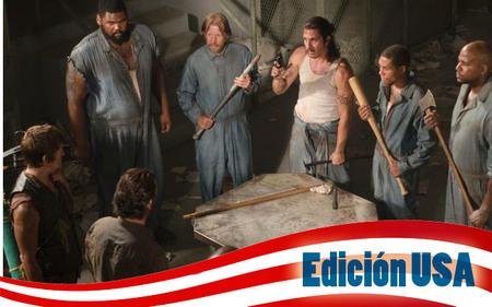 Edición USA: 'The Walking Dead' marca récord con su final, 'Castle' en caída libre y más