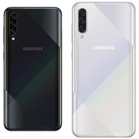 El Samsung Galaxy A50s empieza a actualizarse a One UI 2.5 con parche de seguridad de noviembre y nuevas funciones y mejoras