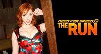 Christina Hendricks, la pelirroja peligrosa de Mad Men, animará las carreras de 'Need for Speed: The Run'