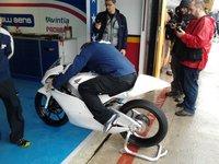 MotoGP 2012: primeros test de Moto3 en Valencia, junto a las Moto2