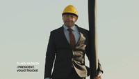 Claes Nilsson, presidente de Volvo Trucks: equilibrismos en el cargo